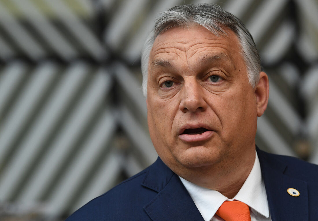 Primeiro ministro da Hungria, Viktor Orban