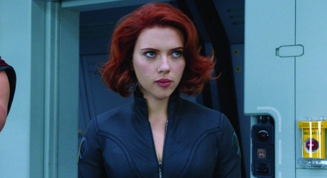 Viúva Negra, personagem vivida por Scarlett Johansson