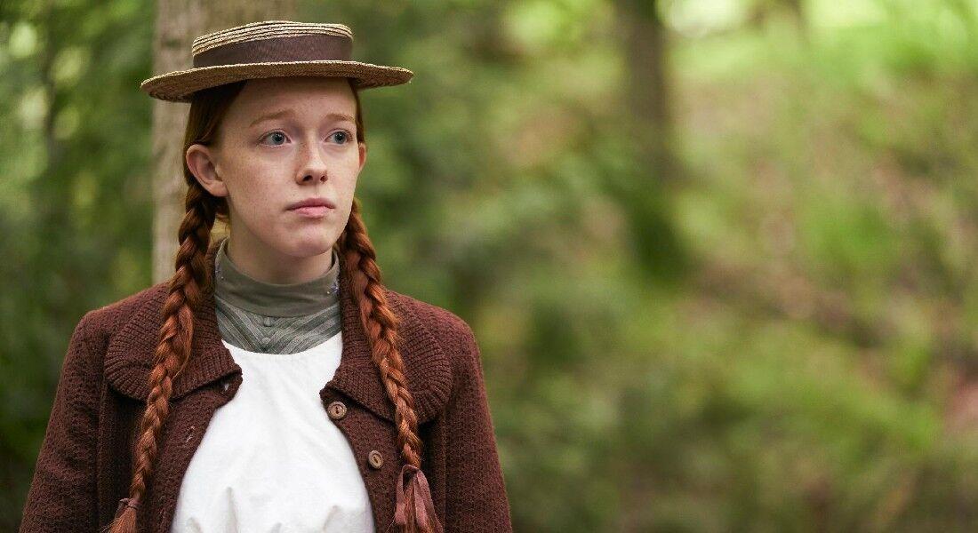 """Amybeth McNulty, estrela de """"Anne With an E"""""""