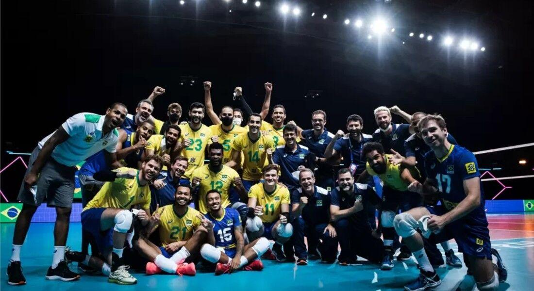Seleção Masculina de Vôlei estreia na sexta-feira (23)