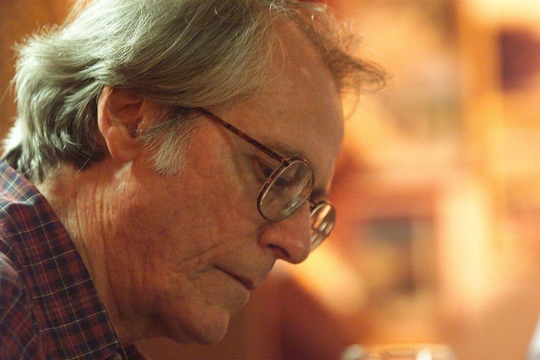 Escritor Don DeLillo lança novo livro
