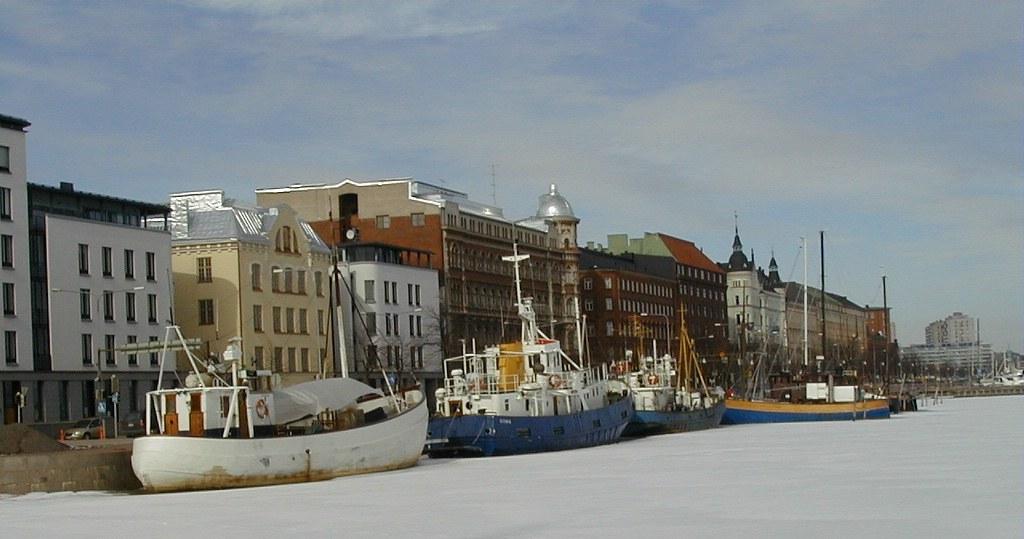 Helsinki, na Finlândia