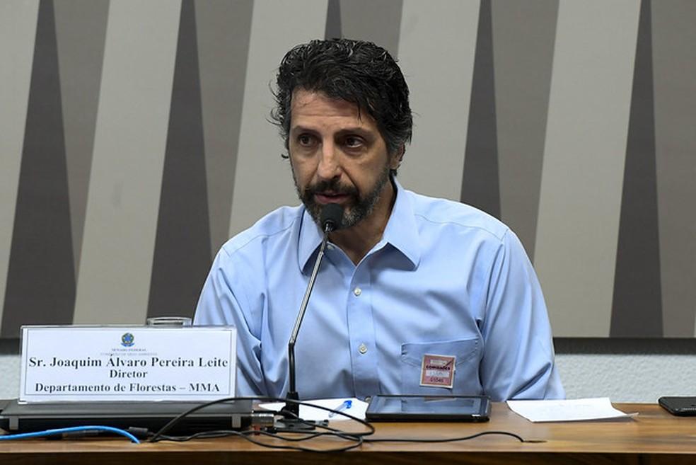 Joaquim Álvaro Pereira Leite faz parte do quadro do ministério desde 2019