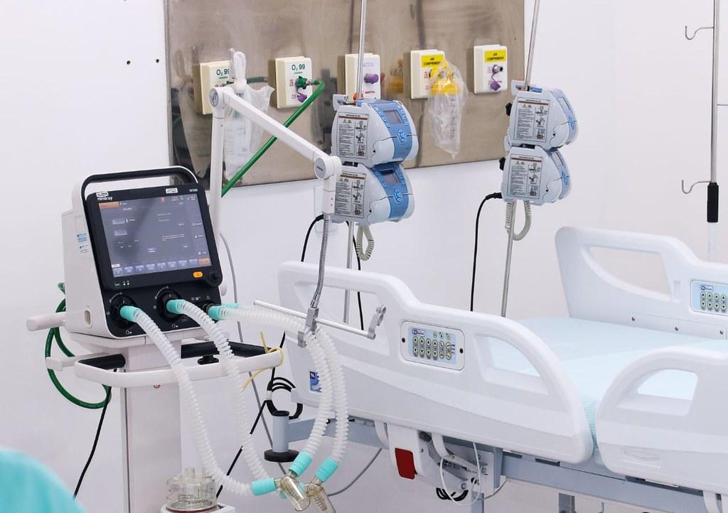 Unidade de Tratamento Intensivo (UTI)