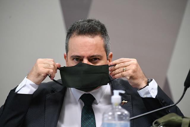 Ex-secretário-executivo do Ministério da Saúde, coronel Antônio Elcio Franco Filho