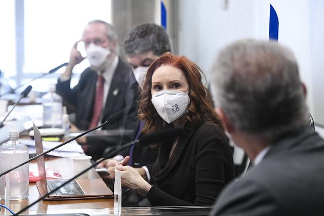 A microbiologista e pesquisadora da Universidade de São Paulo (USP), Natalia Pasternak