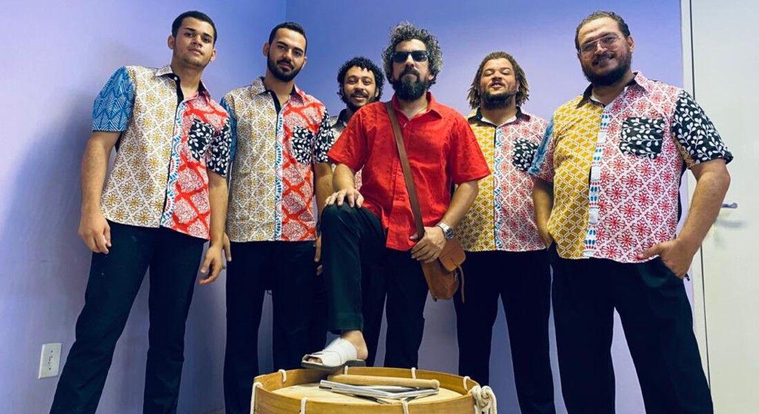 Grupo cultural Coco de Fulô