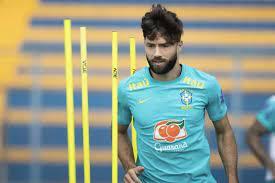 Felipe tem apenas duas partidas pela seleção brasileira e ainda não foi usado nesta convocação