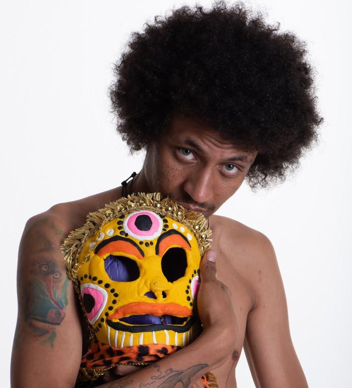 Multiartista Edgar lança seu segundo álbum