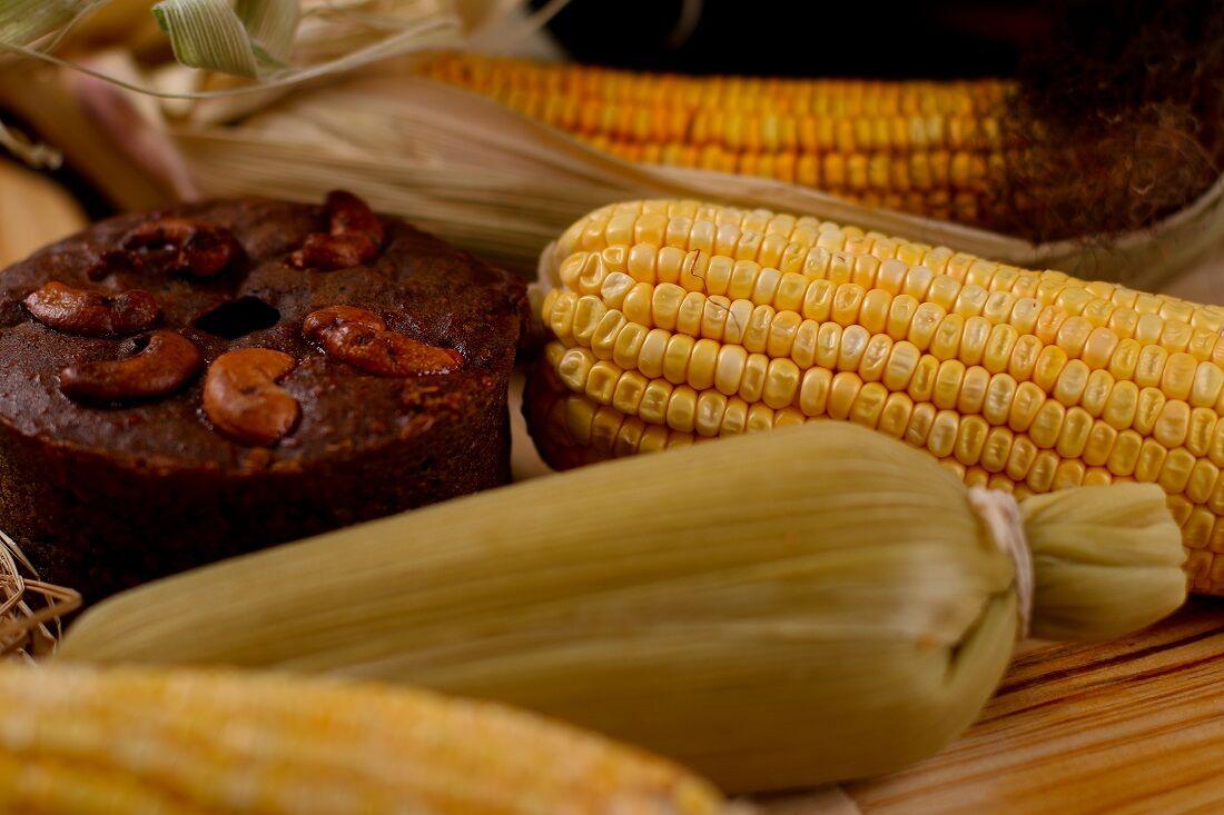 Milho cozido, pé de moleque, pamonha e outras delícias estão na lista de comidas feitas sob encomenda da Parla Deli