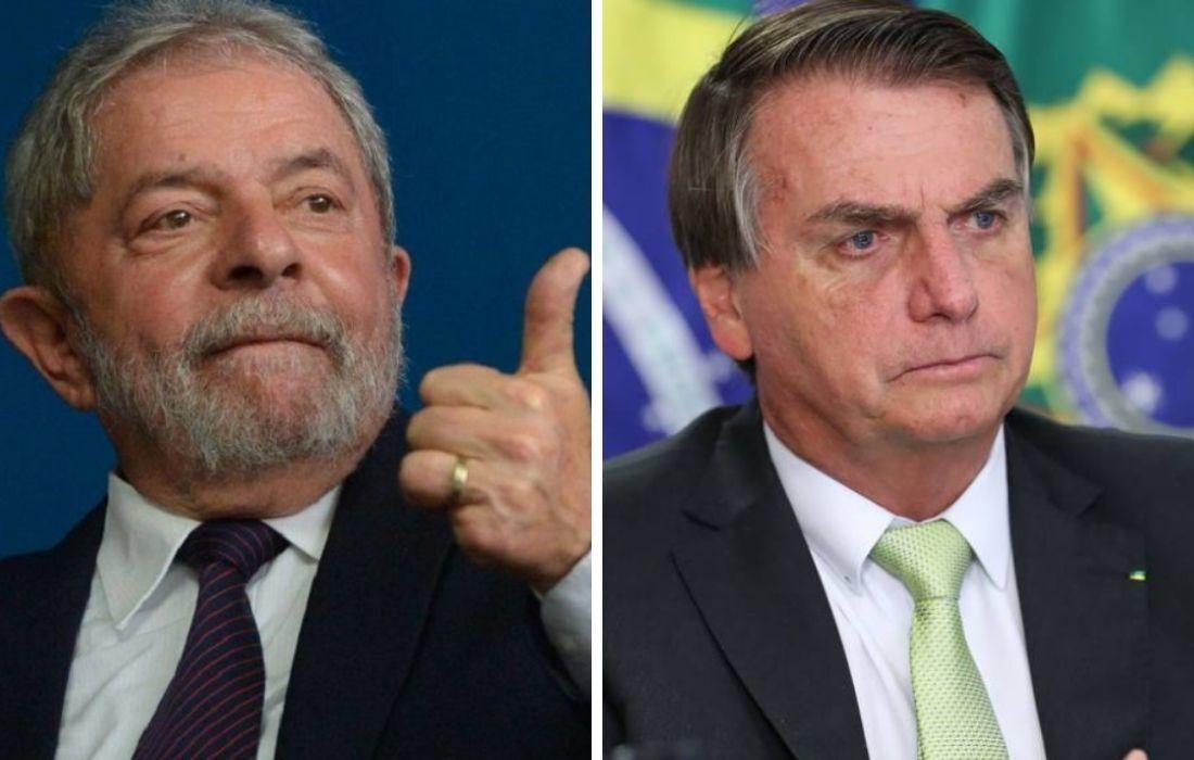 Lula lidera pesquisa eleitoral para 2022 e marca 49% contra 23% de Bolsonaro - Folha PE