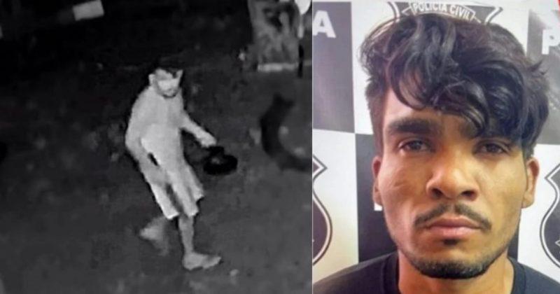 Lazaro Barbosa, procurado pela polícia