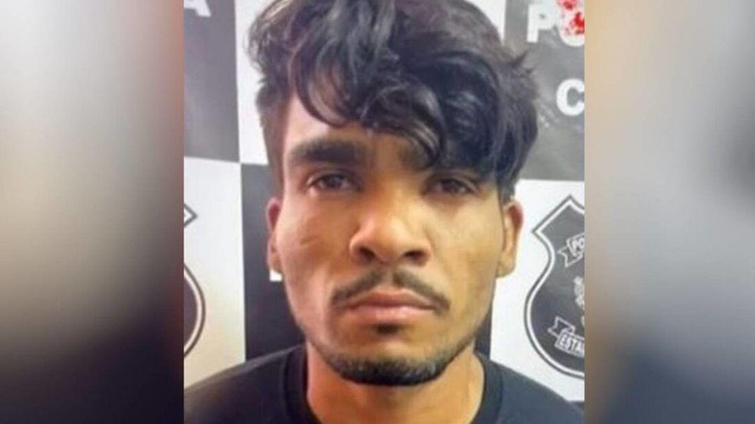 Lázaro Barbosa, o 'serial killer' do DF