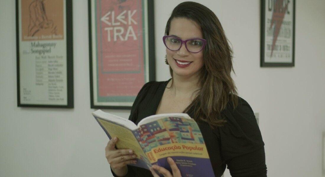 Curso foi idealizado pela atriz e produtora Luciana Barbosa