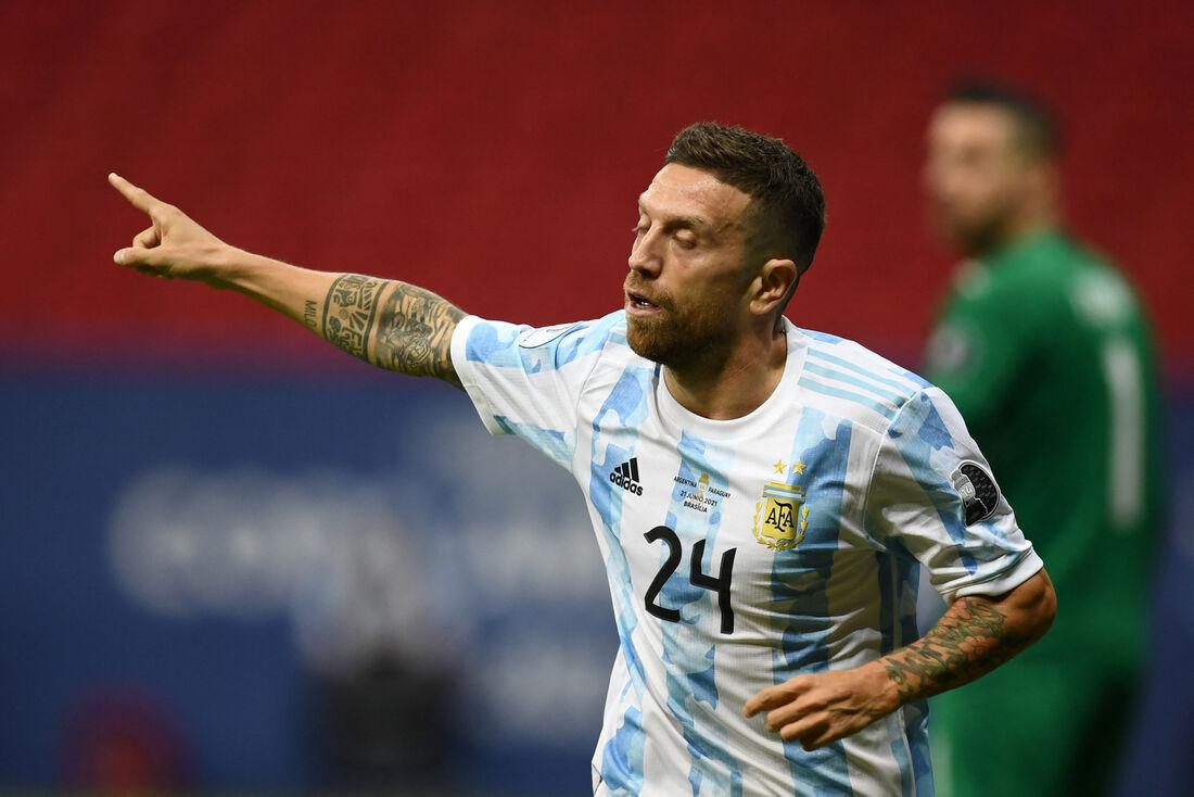 Único gol da partida foi marcado pelo meia Papu Gómez, aos nove minutos da primeira etapa