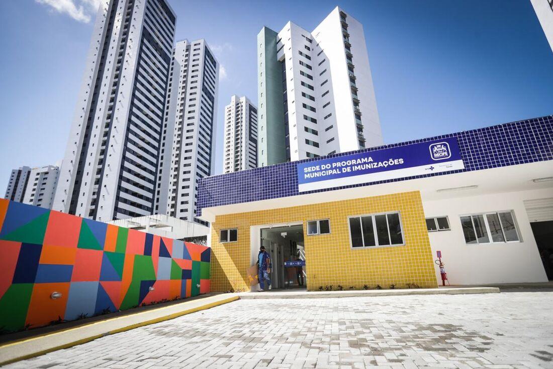 Sede do Programa Municipal de Imunizações do Recife