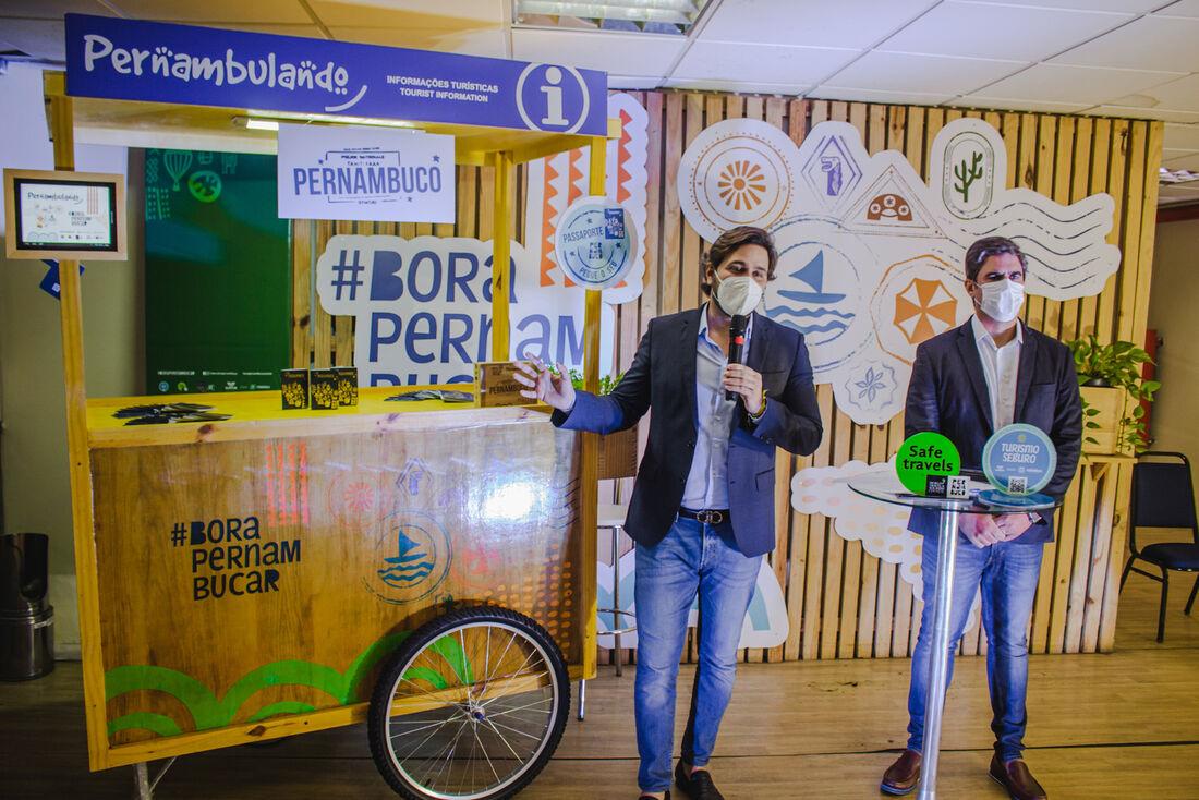 Projeto Pernambular leva ponto móvel a municípios pernambucanos