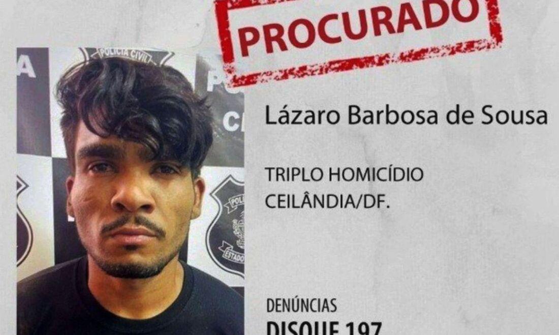 Informações falsas sobre paradeiro de Lázaro tem dificultado trabalho das buscas