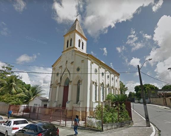 Paróquia de São João Batista do Sancho, no Recife