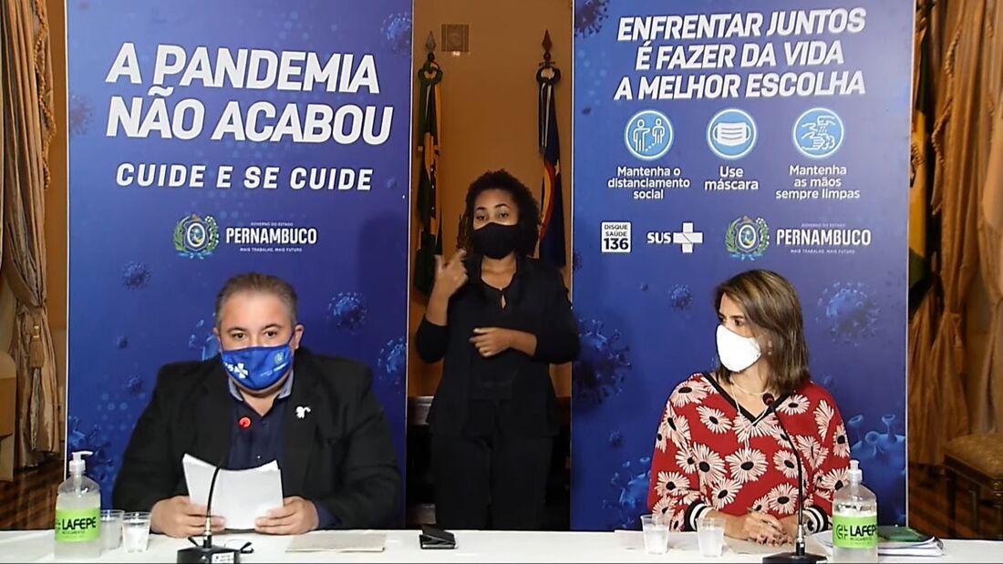 Mantidas as restrições por mais uma semana em Pernambuco