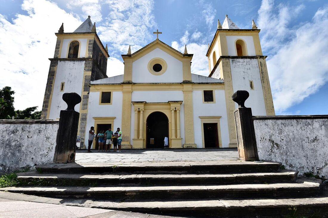 Catedral da Sé, em Olinda