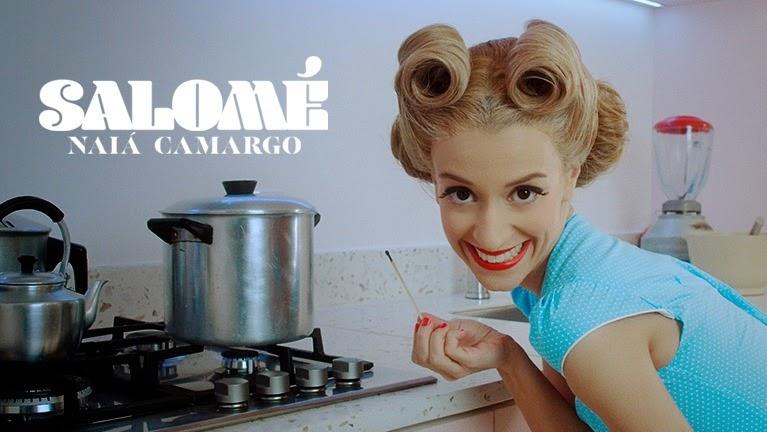 Ressignificar o papel feminino na sociedade dos anos 50 é a proposta do novo clipe de Naiá Camargo