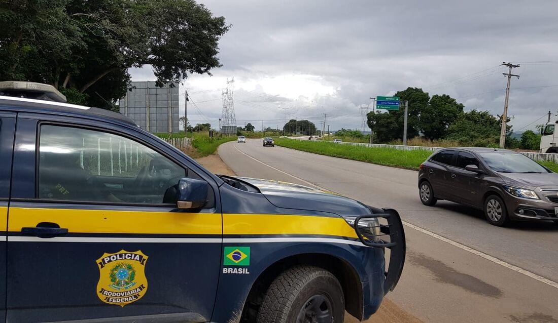 BR 408, em Carpina, na Zona da Mata de Pernambuco