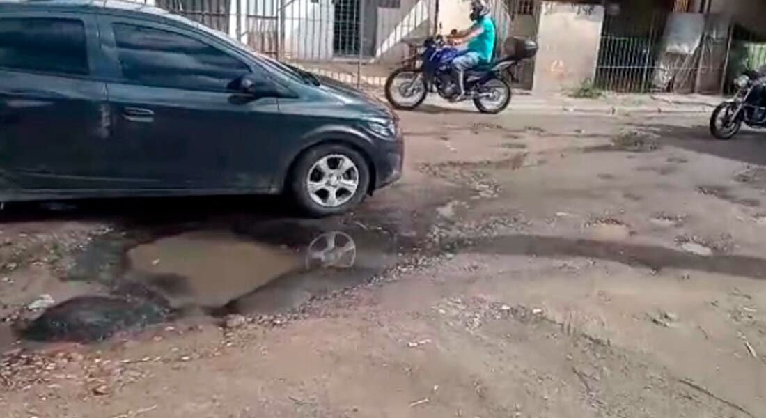 Rua Governador Eduardo Henrique de Acioly Campos