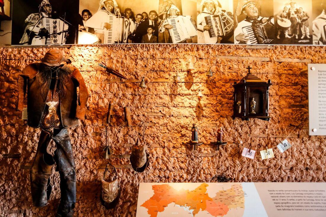 O Memorial Luiz Gonzaga é um espaço cultural mantido pela Prefeitura do Recife, por meio da Secretaria de Cultura e da Fundação de Cultura