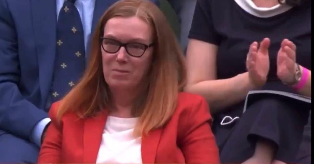 Sarah Gilbert, uma das criadoras da vacina contra a Covid-19 da AstraZeneca/Universidade de Oxford