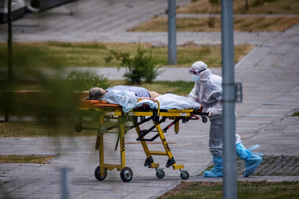 Russia na pandemia