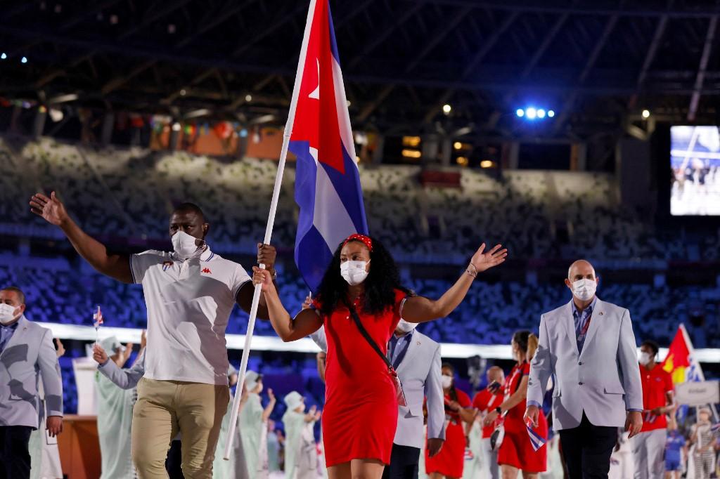 Delegação cubana