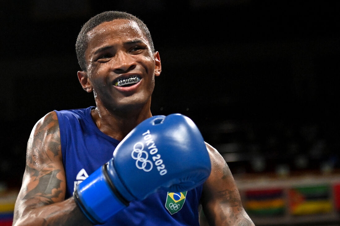 Wanderson de Oliveira, boxeador brasileiro