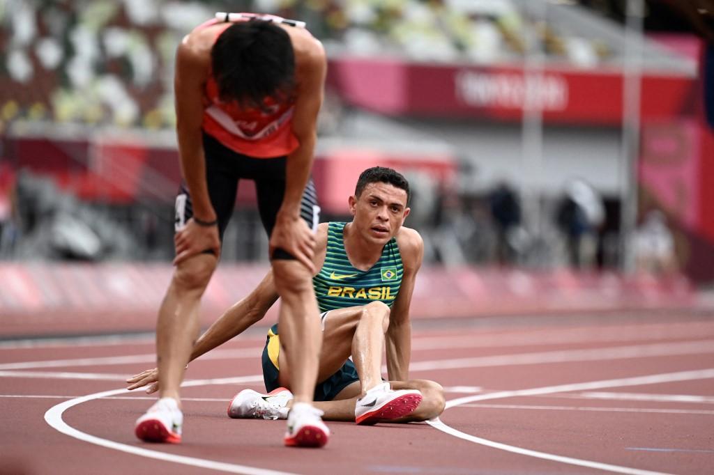 Altobeli Silva, atleta brasileiro