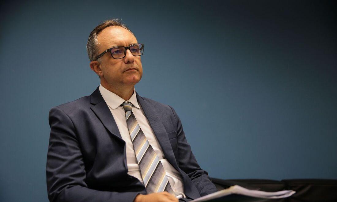 O Secretário Nacional dos Direitos da Criança e do Adolescente, Maurício Cunha