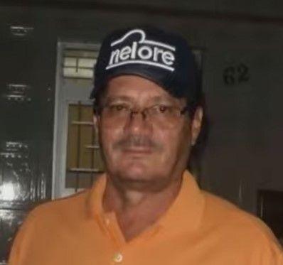 Ex-vereador do município de Itabaiana, Erivaldo Freire de Santana, conhecido como Vado de Olímpio Grande