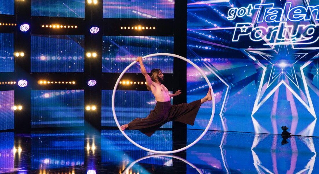 Alan Sencades está na final do Got Talent Portugal