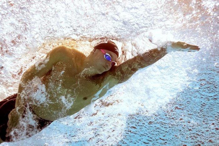 Caeleb Dressel, candidato a muitas medalhas em Tóquio-2020