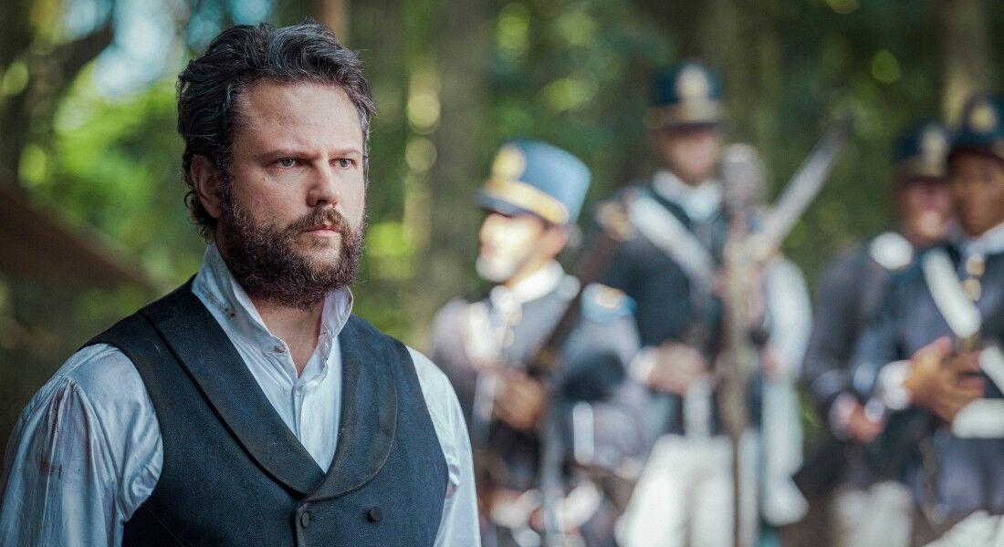 Selton Melo vive Dom Pedro II em 'Nos Tempos do Imperador'