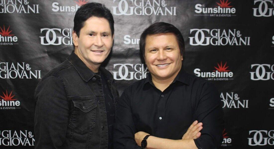 Gian e Giovani, dupla sertaneja