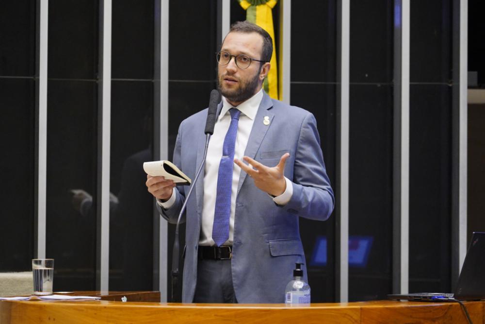 Deputado Filipe Barros (PSL-PR)
