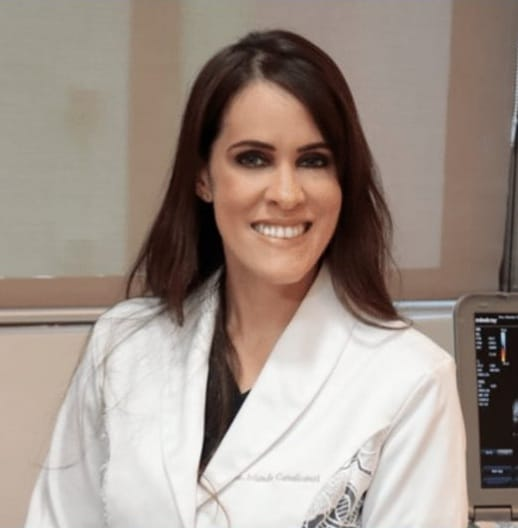 Cirurgiã vascular, Irlanda Cavalcanti