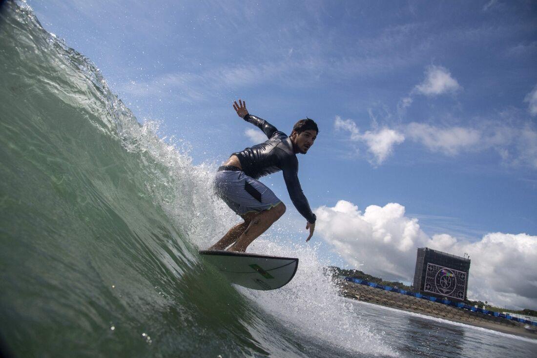 Atual líder do ranking mundial de surfe, Gabriel Medina é favorito à conquista da medalha de ouro