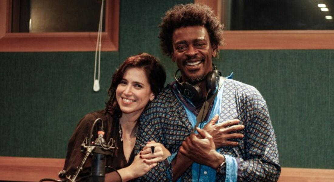 Mel Lisboa e Seu Jorge