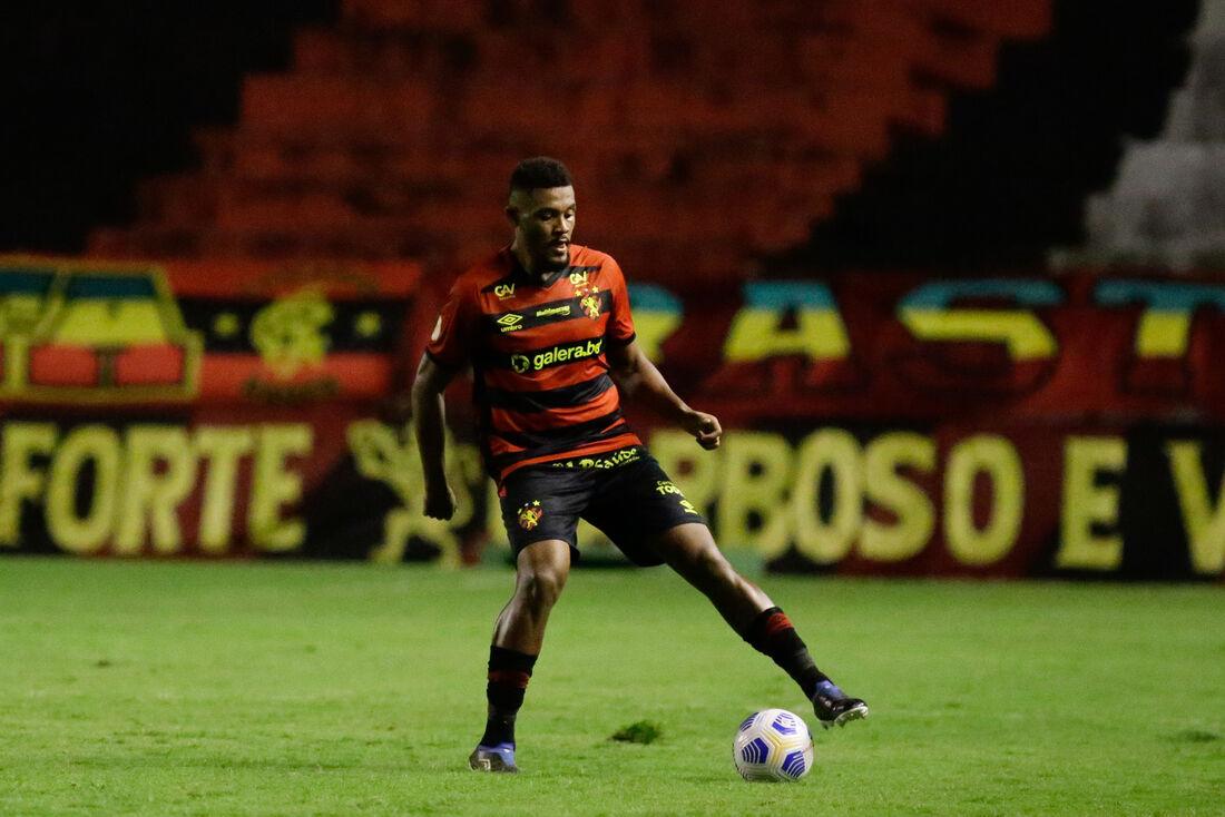 Sabino é um dos destaques do Sport neste Brasileiro