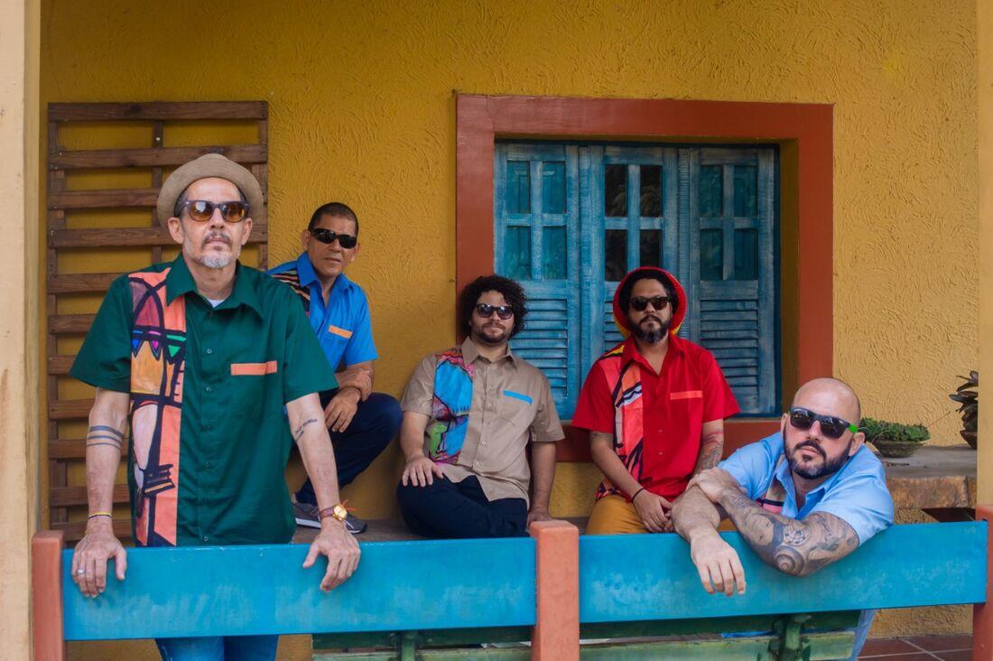 Grupo Cascabulho lança novo álbum