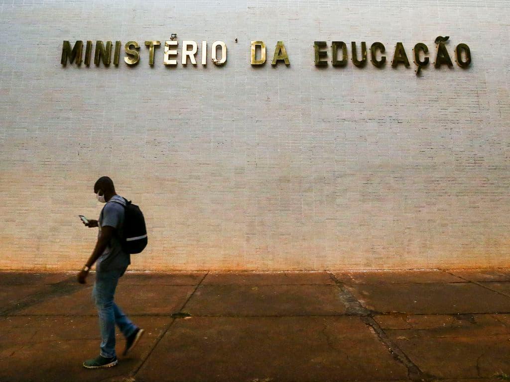 Sede do Ministério da Educação, em Brasília
