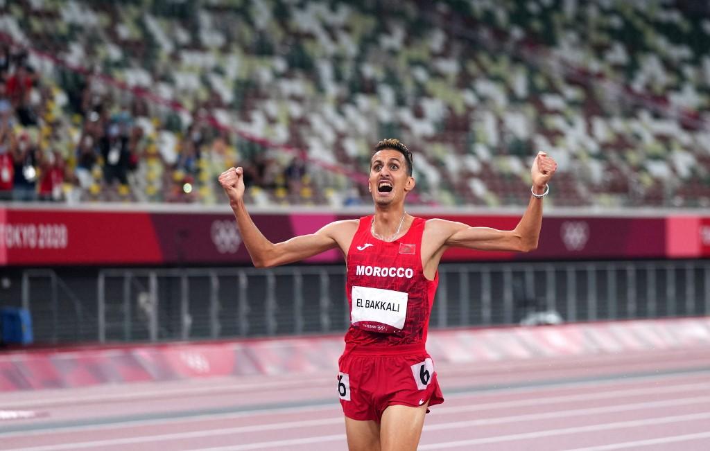 Soufiane El Bakkali, atleta marroquino