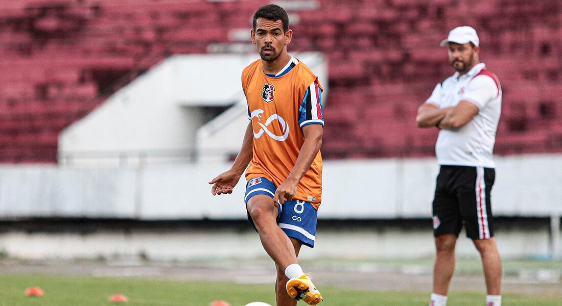 Jaílson possui uma assistência em sete partidas pelo Tricolor do Arruda
