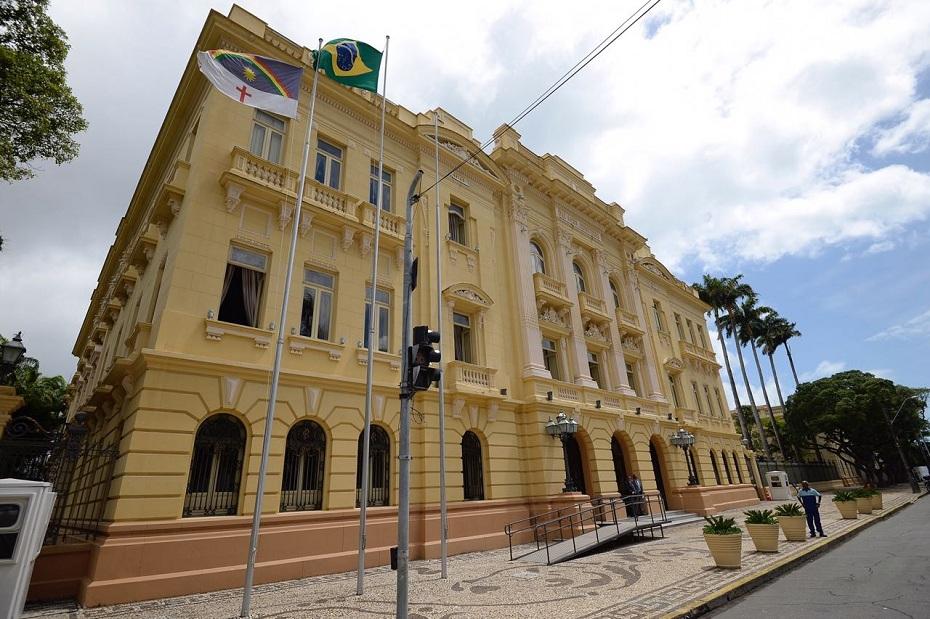 Palácio do Campo das Princesas, no Recife